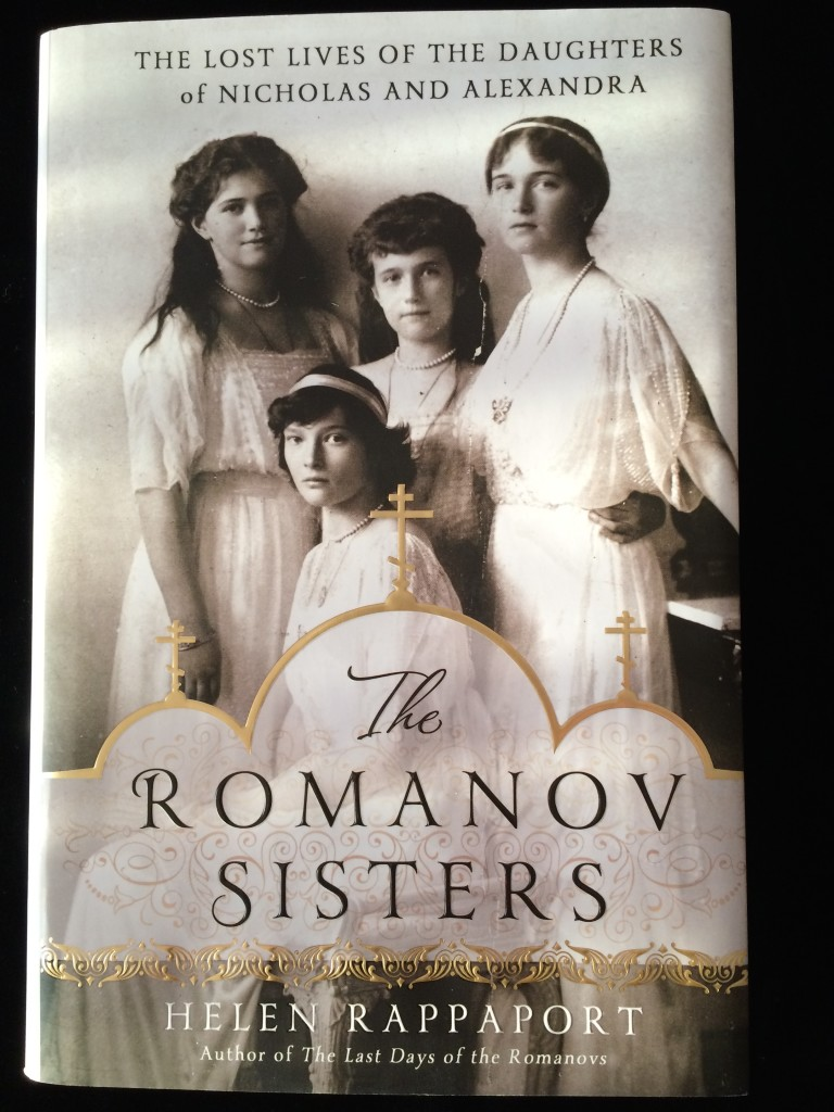The Romanov Sisters Helen Rappaport Book Review