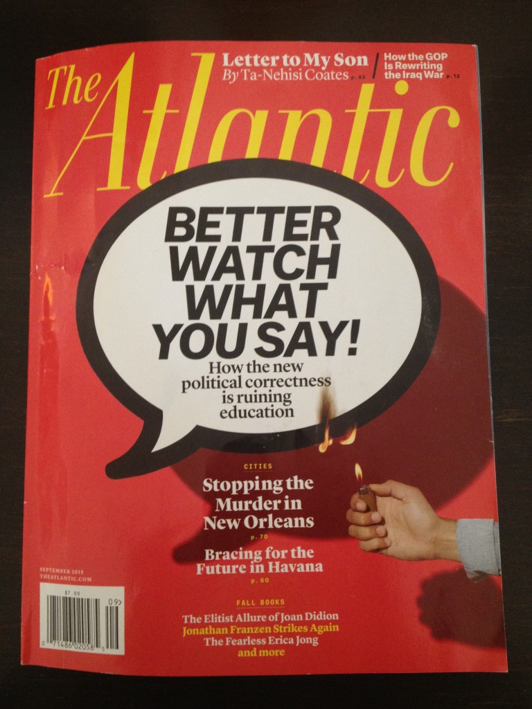 microaggressions atlantic