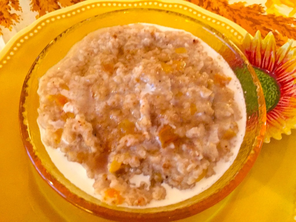 homemade oatmeal recipe