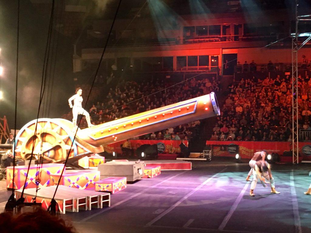 Barnum & Bailey circus