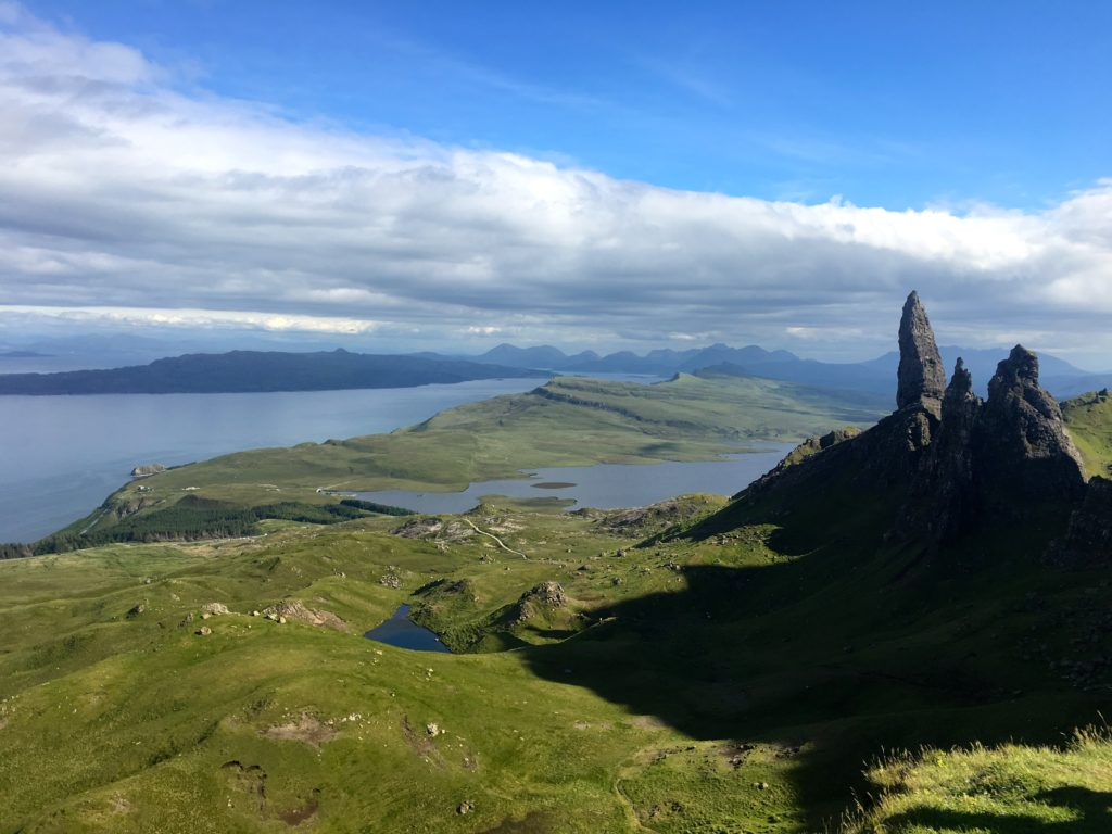 Isle of skye hiking