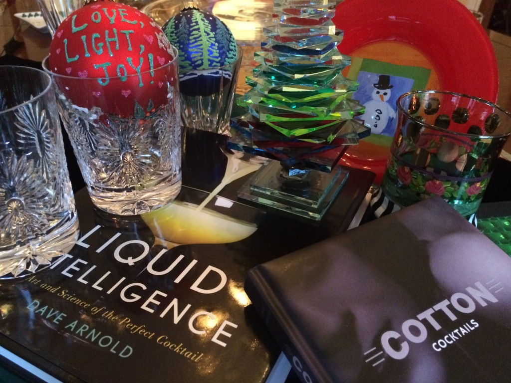 Liquid Intelligence Cocktail Recipes