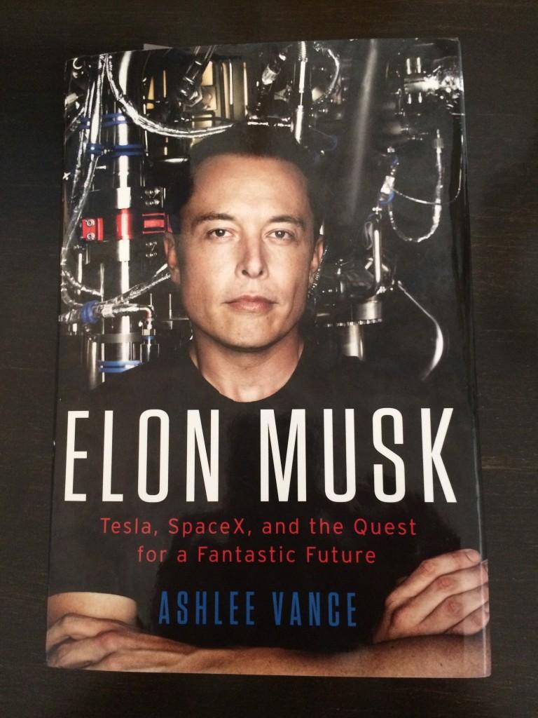 Elon Musk Biography Book