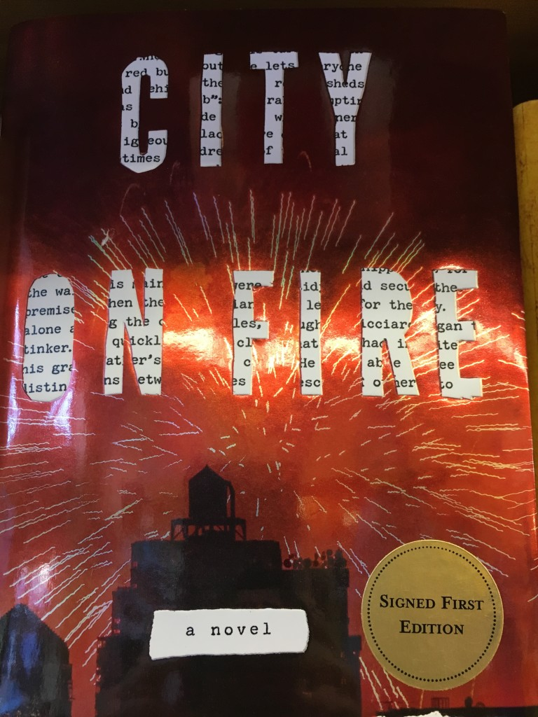 City on Fire Book Review