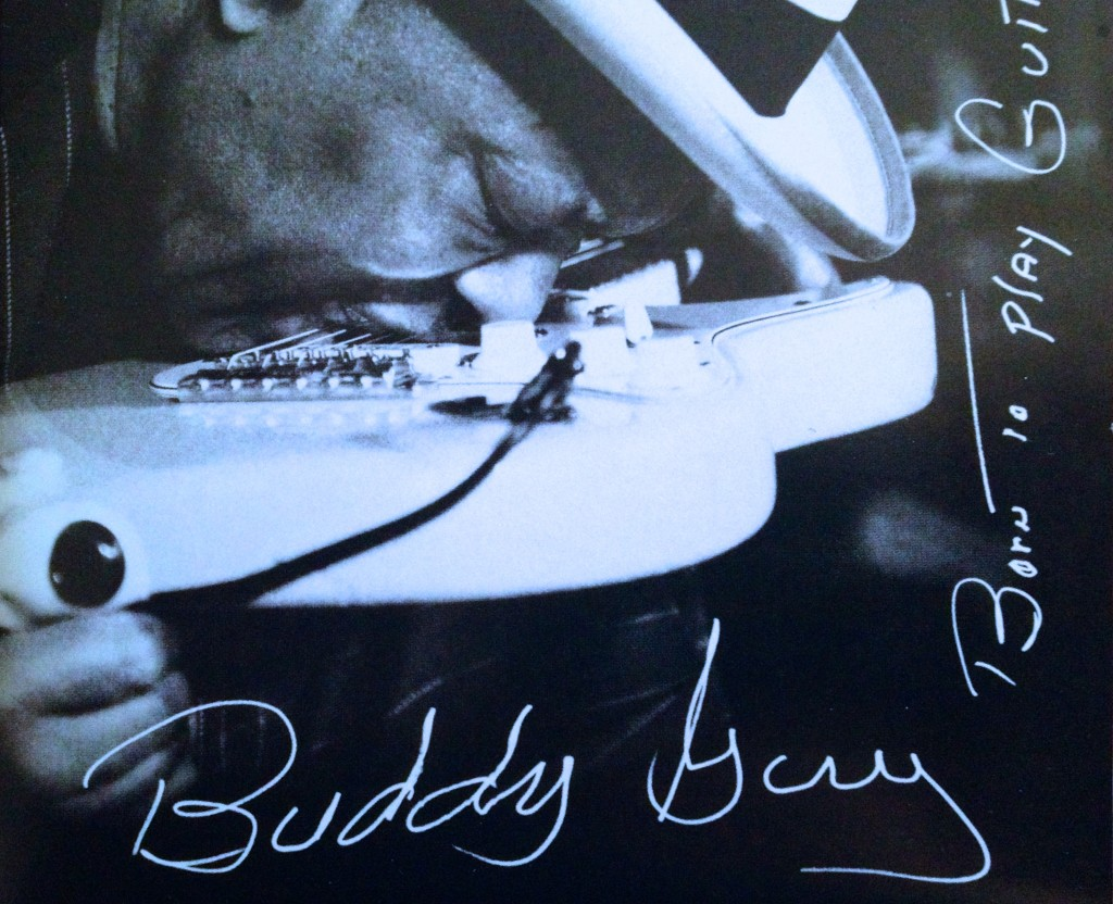 Buddy Guy Flesh and Bone
