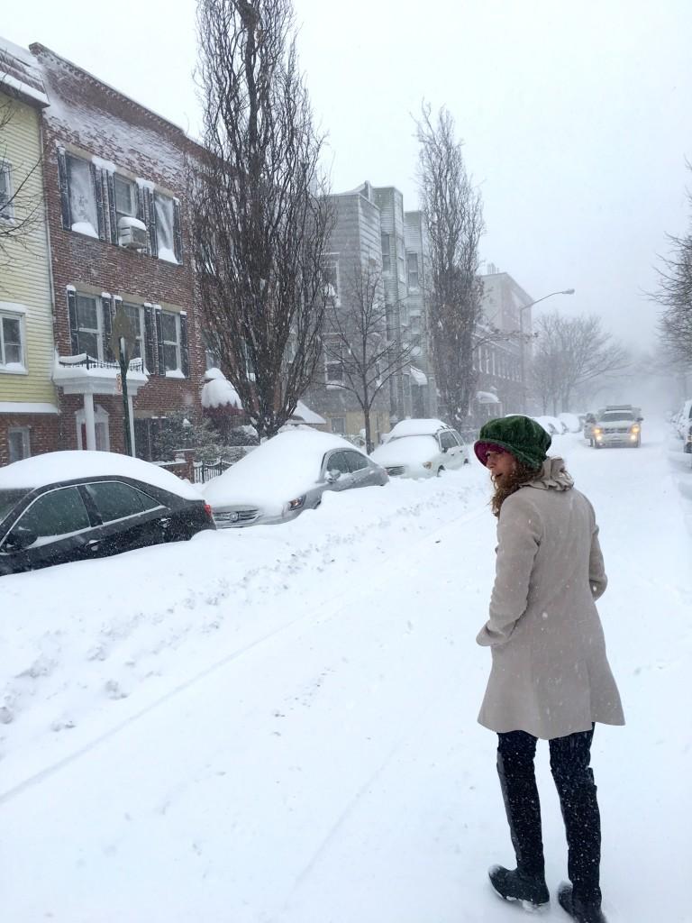 NYC Storm Jonas